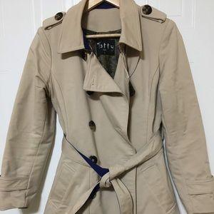 Italian Ladies Trench Coat